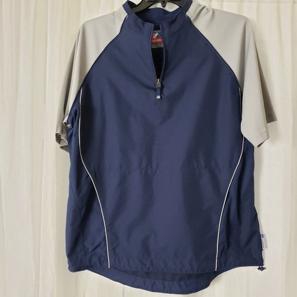 Majestic Cool Base Pullover Shirt Jacket